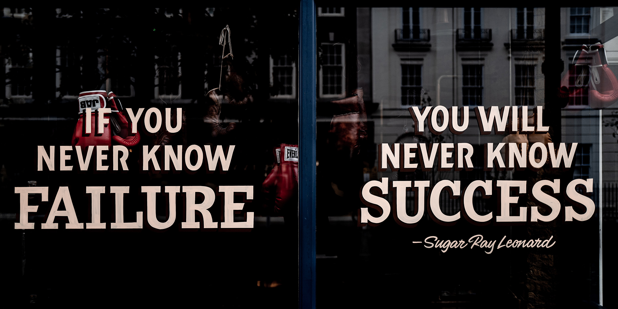 If I Knew Then What I Know Now I'd…Embrace Failure